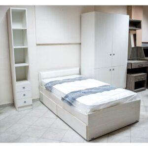 Σετ Παιδικό Δωμάτιο σε απομίμηση ξύλου λευκό